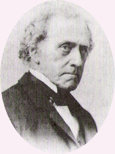 James Gamble, co-founder of P&G