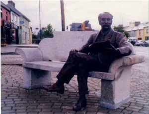 Statue of Percy French