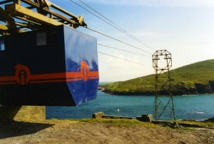 The Dursey Island Cable Car
