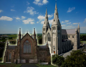 Armagh City has two cathedrals