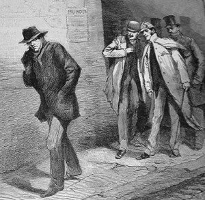 The shadowy character of Jack the Ripper
