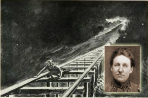 Kate Shelley the Railway Heroine