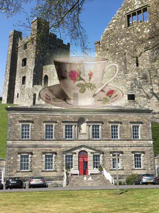 The Abbey & Afternoon Tea