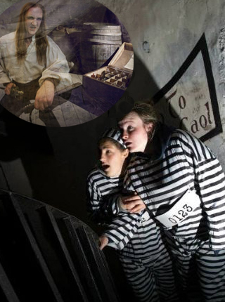 Spooky Night Tour of Wicklow's Historic Gaol